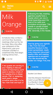 Nine - Outlook for Android- screenshot thumbnail