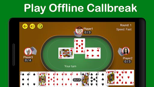 Callbreak, Dhumbal, Kitti & Jutpatti-Card Games  screenshots 2