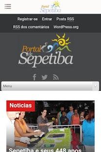 Portal de Sepetiba e Guaratiba - náhled