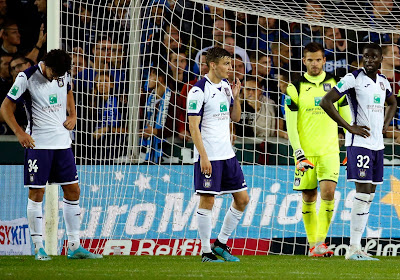 Anderlecht veut absolument conserver Luckassen et Sandler