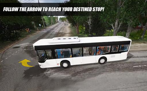 Russian Bus Simulator: Coach Bus Game 1.0 screenshots 1