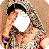 Girl Wedding Dress Photo Editor HD