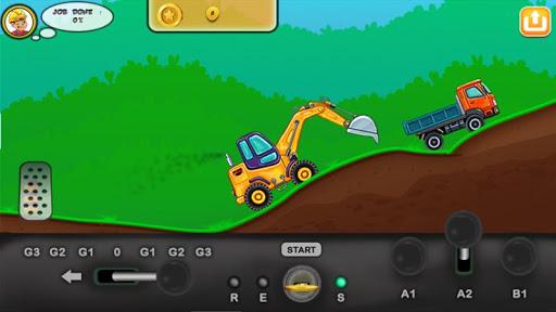I am an Excavator Runner android2mod screenshots 6