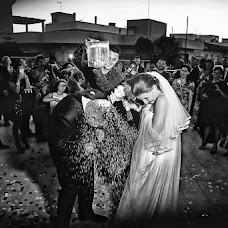 Wedding photographer Alessandro Spagnolo (fotospagnolonovo). Photo of 19.09.2017