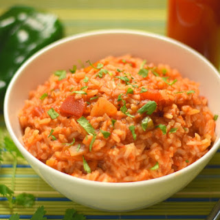 Spanish Rice with Salsa - The Easiest Spanish Recipe Recipe Ever