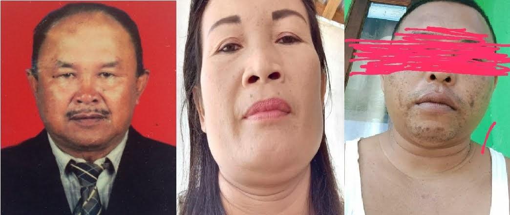 Rahadis Mantan Pegawai Dishub Bengkayang Lapor Polisi : Diduga Istrinya di Bawa Kabur ISM