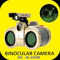 Binocular High Zoom Camera