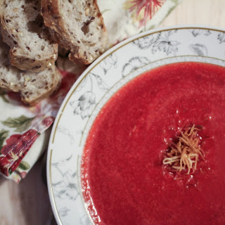 Beet & Coconut Soup