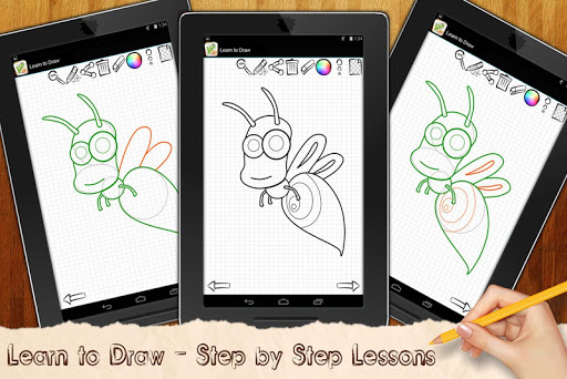 免費下載教育APP|タイニー昆虫を描画することを学びます app開箱文|APP開箱王