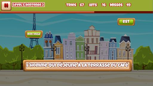 造句--法语课