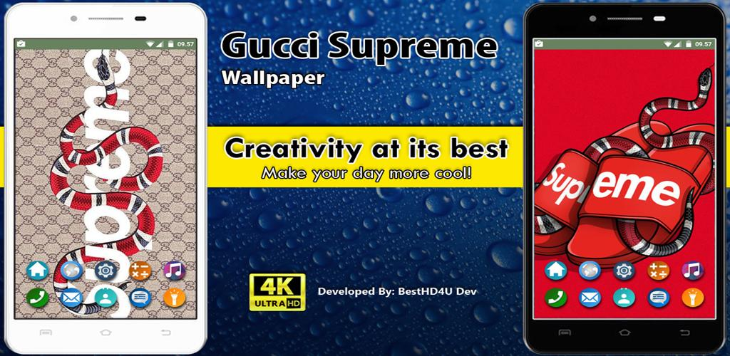 Download Gucci Supreme Wallpaper Apk Latest Version 10 For