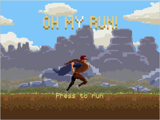 Oh My Run! (Forrest) apkmind screenshots 5