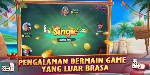 Domino Gaple QiuQiu 99 Poker Game Online Free Koin apkdebit screenshots 3