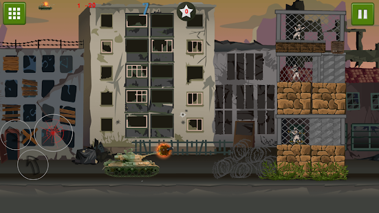 Sergeant Paco's tank - suicide missions Screenshot