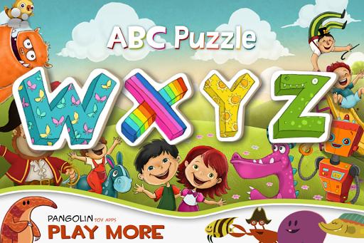ABC Baby Puzzle - Vol. 8