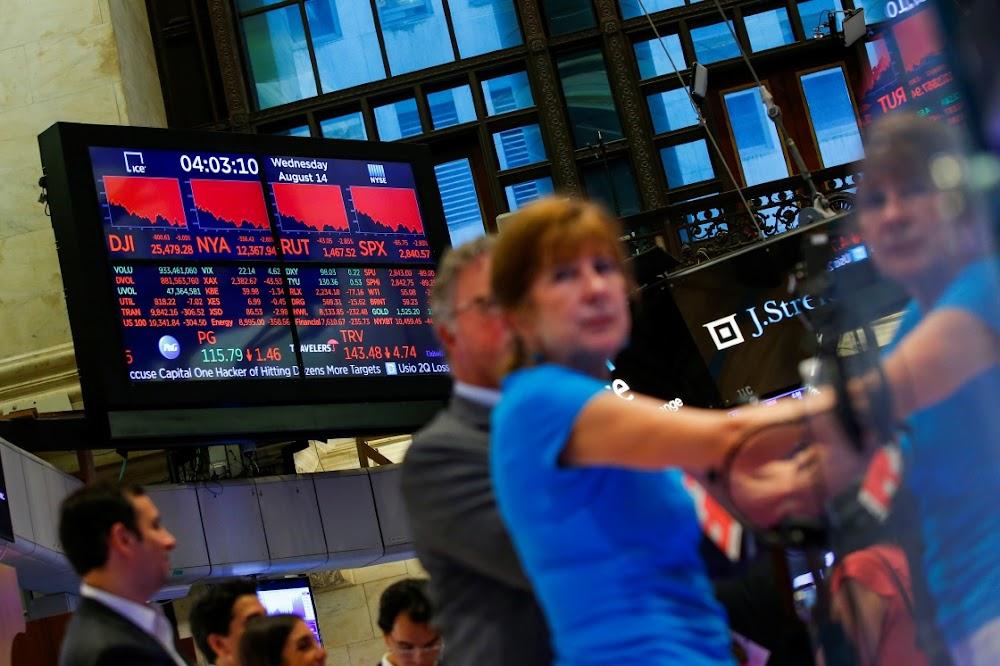 Asiatiese aandele onder druk as Amerikaanse effektemark 'huil'