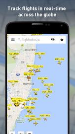 Flightradar24 - Flight Tracker Screenshot 1