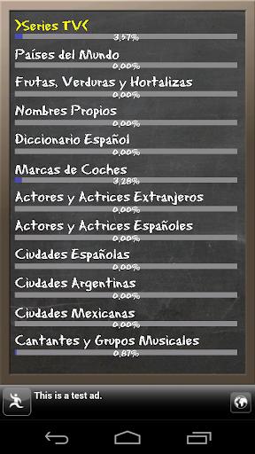 Hangman in Spanish Wiki screenshot 4