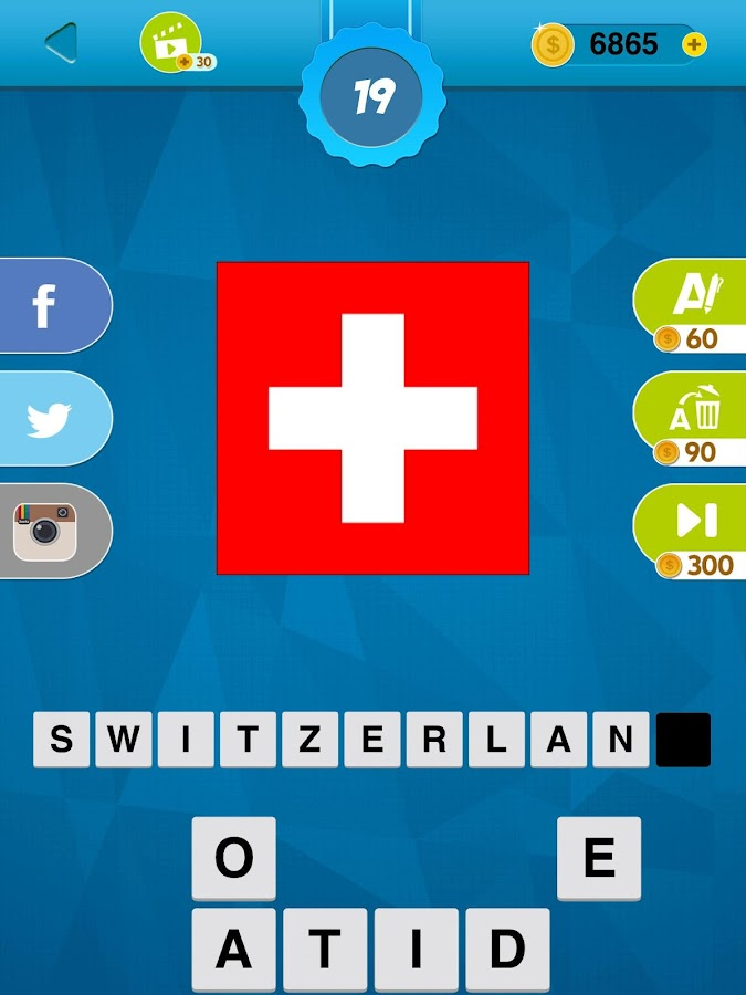 Flags Quiz Game- screenshot