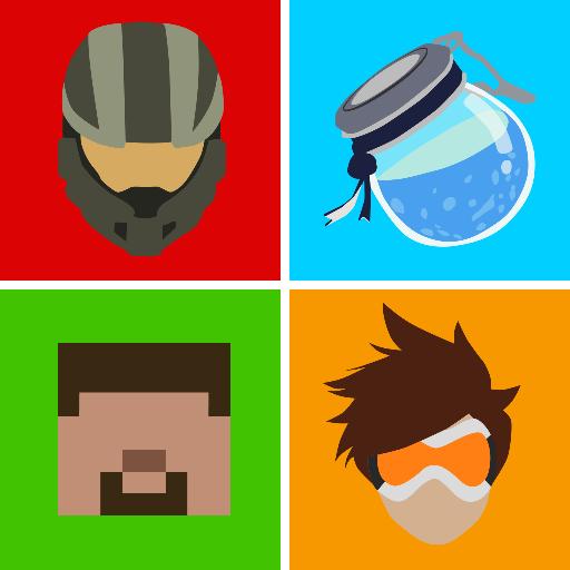 MEGA QUIZ GAMING 2020 - Guess the game Trivia Icon
