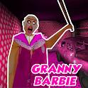 Pink Granny V2.1: Horror Scary MOD icon