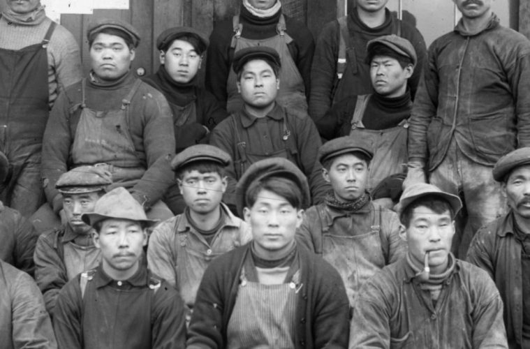 Chinese Immigrants of the 19th Century who built the transatlantic railroad in the united states.