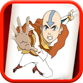 how to draw aang avatar apk