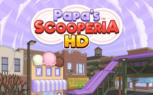 Papa's Scooperia HD  image 5