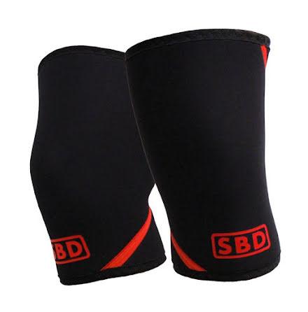SBD Knee sleeves Black/Red