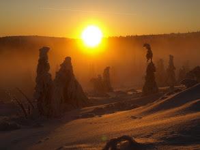 Photo: Nechyběl romantický západ slunce, který většina z nás pozorovala od nouzového nocležiště.