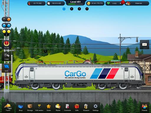 Train Station: Train Freight Transport Simulator 1.0.67.137 screenshots 4
