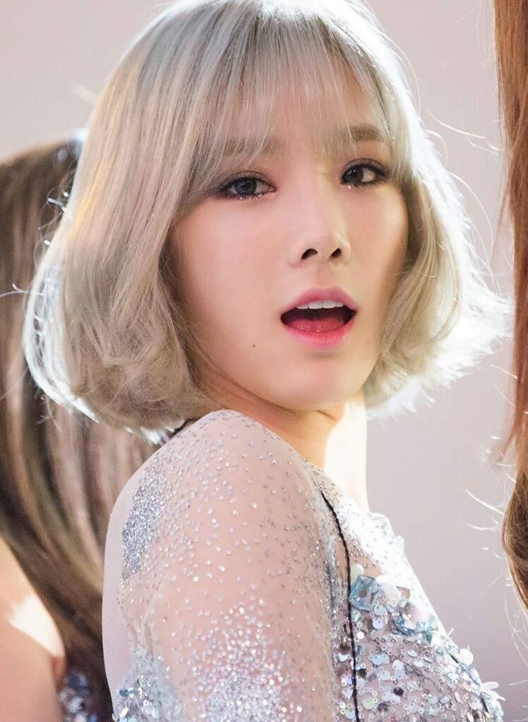 taeyeon blonde 2