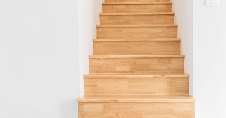 Drewniane schody - idealne do każdego domu