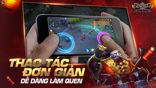 Garena Liu00ean Quu00e2n Mobile 1.20.1.1 screenshots 3