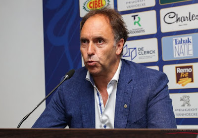 Dirk Huyck, le président de Waasland-Beveren reconnaît avoir été approché par Dejan Veljkovic