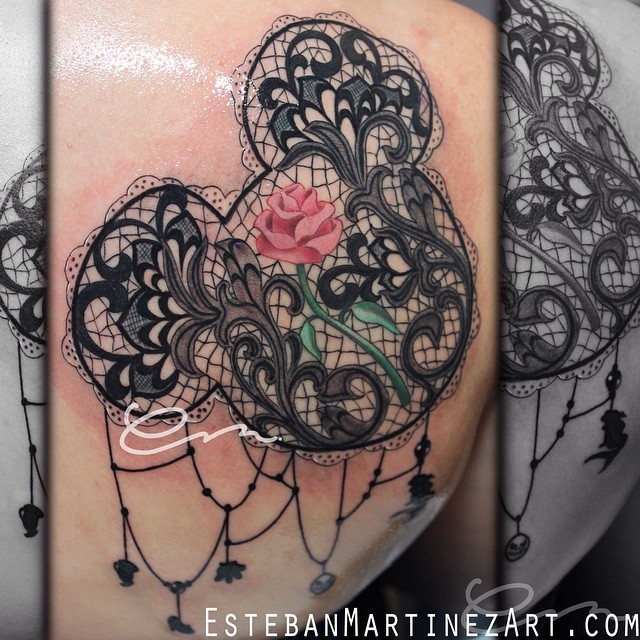 13 Awesome Disney Inspired Tattoos  Tattoocom