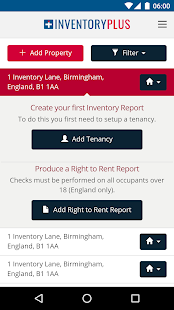 RLA Inventory Plus - náhled