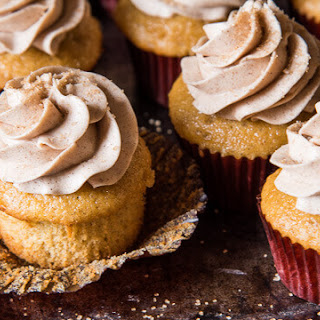 Moist Cinnamon Cupcake Recipes