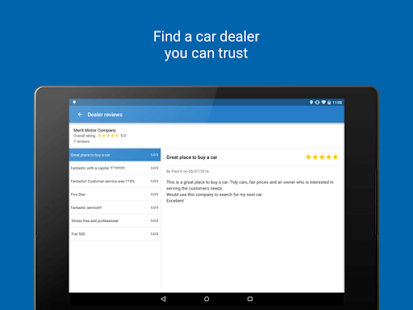 Auto Trader - New & used cars Screenshot 10