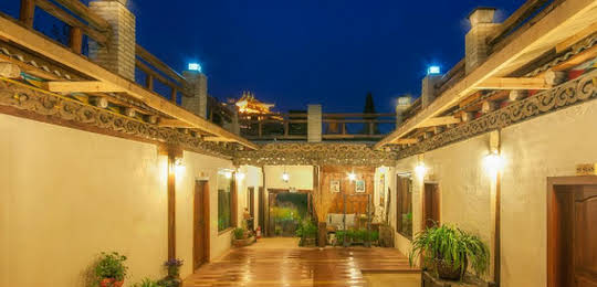 Shangri-la E-Outfitting Star Hostel