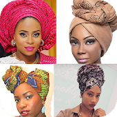 African head wrap styles +5000 Hairstyles