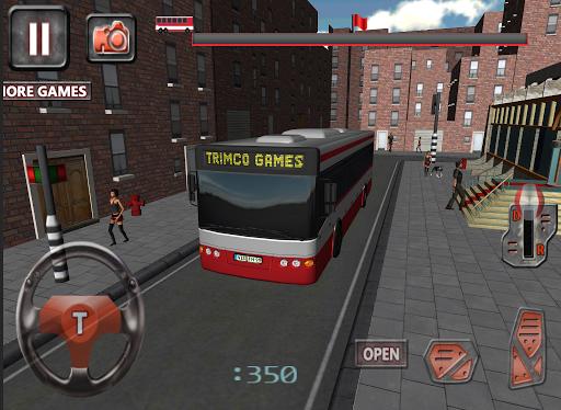 SAN ANDREAS Bus Mission 3D 1.3 screenshots 10