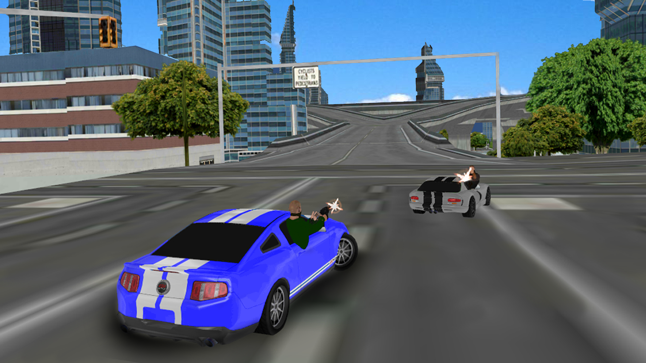 Car Driving: Crime Simulator- screenshot