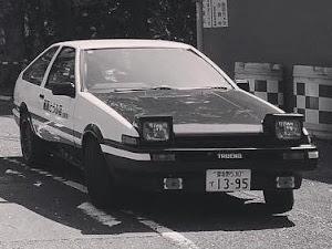 スプリンタートレノ AE86 AE86 GT-APEX 58年式のカスタム事例画像 lemoned_ae86さんの2020年05月06日17:51の投稿