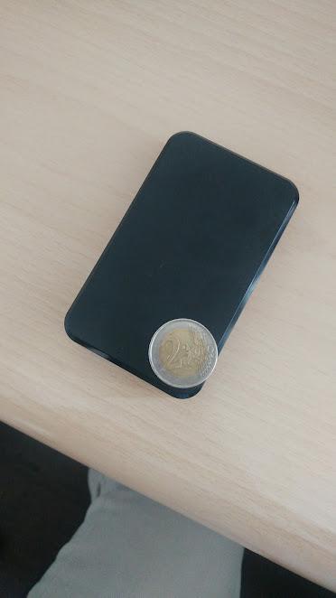 Alto microcamera spia wifi a batteria