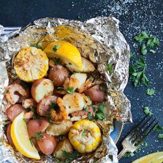 Old Bay Shrimp Boil Packets Recipe