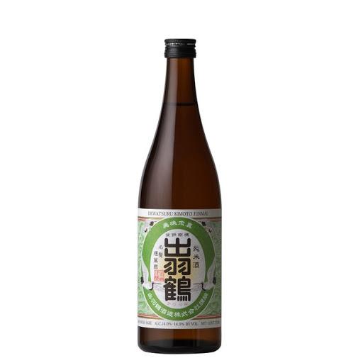 sake kimoto junmai Julhès