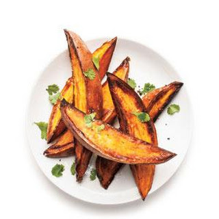 Roasted Sweet Potatoes With Lime Recipes