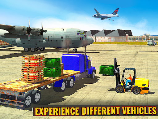Airplane Pilot Car Transporter Games 3.0.9 screenshots 2