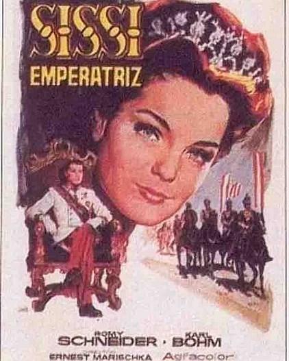 Sissi Emperatriz (1956, Ernst Marischka)